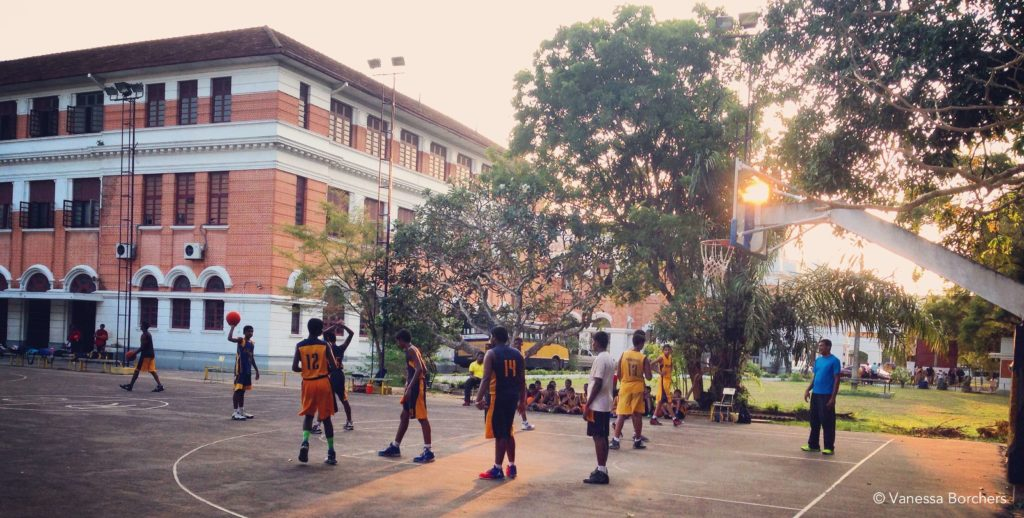 Basketball Colombo