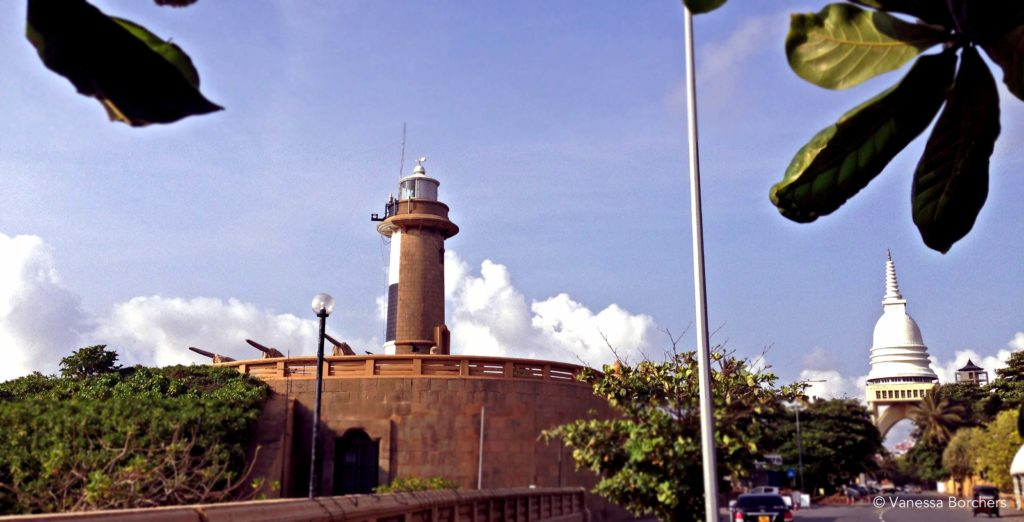 Galle Buck Lighthouse Colombo