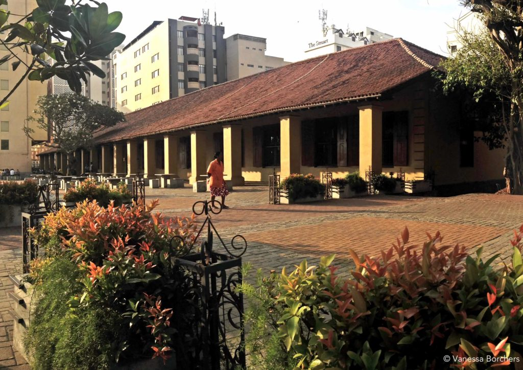Old Dutch Hospital Colombo