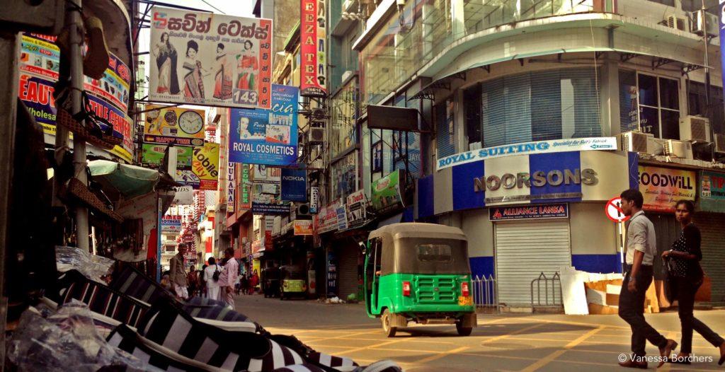 Pettah Market Colombo