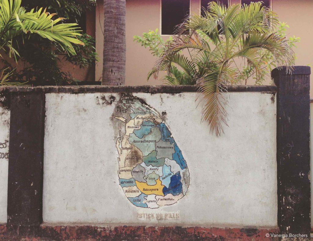 Street Art Sri Lanka
